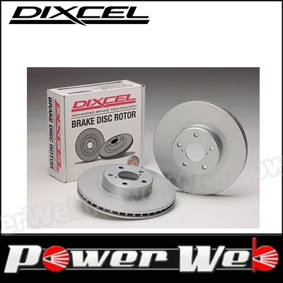 DIXCEL (ディクセル) リア ブレーキローター PD 1251126 BMW MINI COUPE (R58) SX16 11/09~ COOPER:PowerWeb