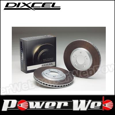 DIXCEL (ディクセル) リア ブレーキローター HD 3251040 レパード NF30 84/6~86/2
