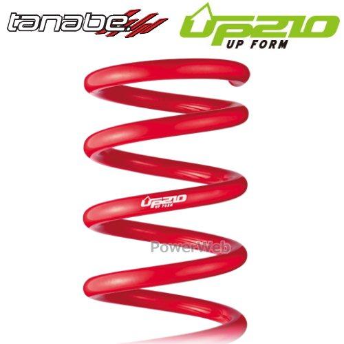 TANABE DEVIDE UP210 アップサス 1台分 LA250SUK ダイハツ キャスト 2015/09~ LA250S/FF/660/NA 【メーカー直送/代金引換不可】