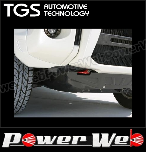 TGS品番:TGS-UPH4Aアンダーパネルハートランド4インチキットオールカーボンデリカD:5(ハートランド仕様車)【商品】
