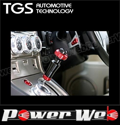 TGS 品番:TGS-BS401C ビレットシフター Cr.7 デリカD:5 CV4W/CV5W 【代金引換不可商品】