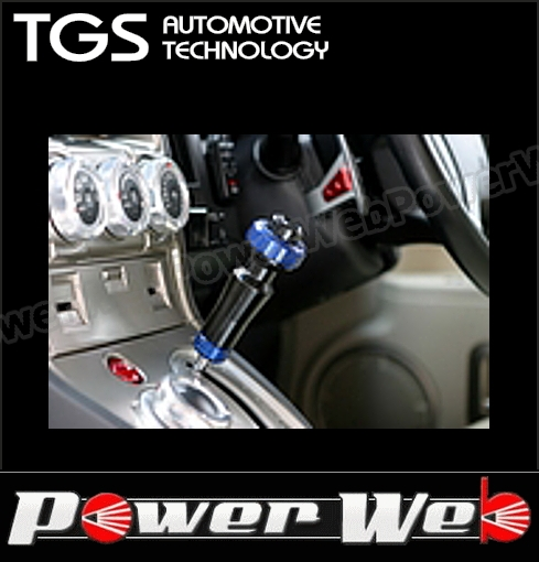 TGS 品番:TGS-BS401C ビレットシフター Cr.8 デリカD:5 CV4W/CV5W 【代金引換不可商品】
