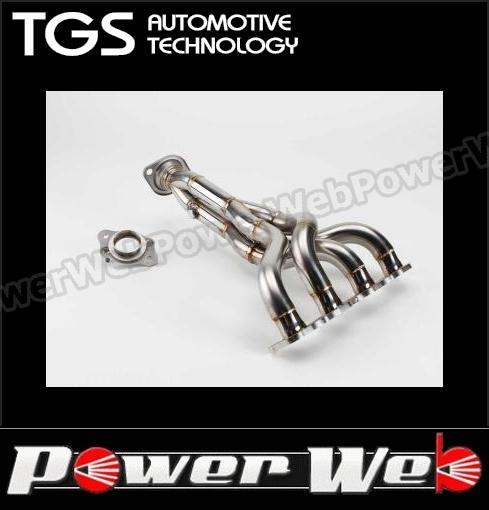 TGS 品番:TGS-EX421RA エキゾーストマニホールドタイプRA デリカD:5 CV4W CV5W /アウトランダー CW5W 【代金引換不可商品】
