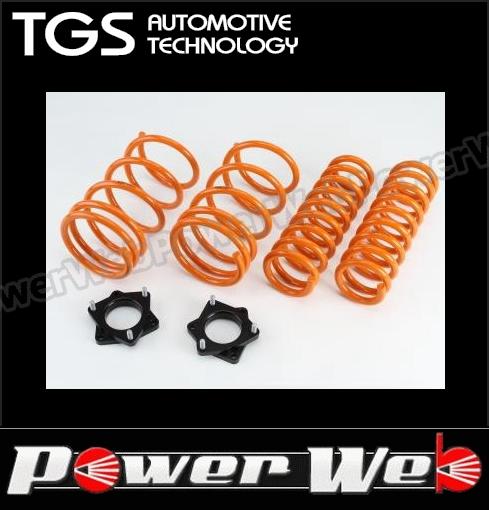 TGS 品番:TGS-368766-01 アンチロール スプリングプラス1インチ【ドロンコ】 デリカD:5 CV5W 【代金引換不可商品】