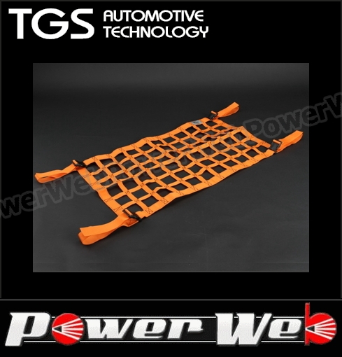 TGS 品番:106-1106-1 スパイスレーシングネット オレンジ FJクルーザー 【代金引換不可商品】
