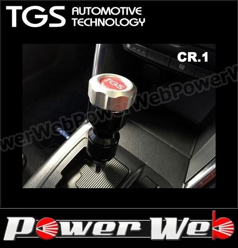 TGS 品番:TGS-M8110B ビレットシフター シルバー/ブラック CX-5 前期 【代金引換不可商品】