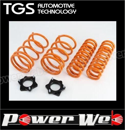 TGS 品番:TGS-462762-01 アンチロールスプリング プラス1インチup (ドロンコ) デリカD:5 CV1W 【代金引換不可商品】