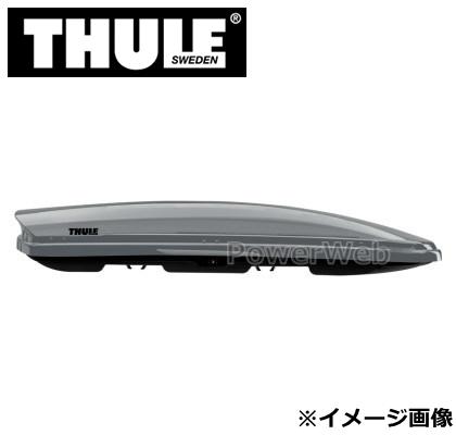 THULE (スーリー) Dynamic L ダイナミック L (900) チタンメタリック ルーフボックス 品番:TH6129-1