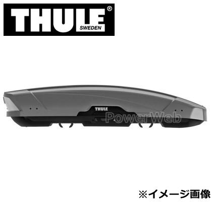 THULE (スーリー) Motion XT Sport モーション XT スポーツ チタンメタリック ルーフボックス 品番:TH6296