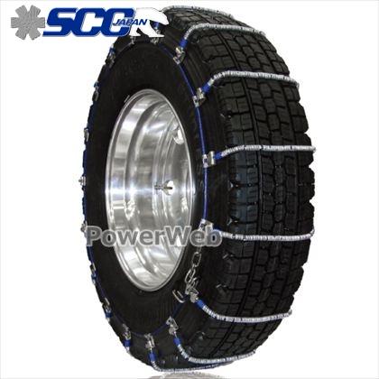 SCC SRシリーズ TB車用 ケーブルチェーン トリプル(Wタイヤ用) 品番:SR6310 245/70R19.5W