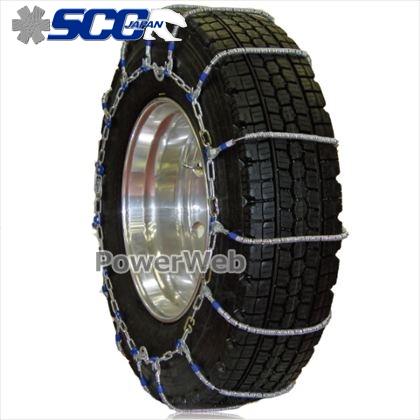 SCC システムスナップ TB車用 ケーブルチェーン 品番:SS784 435/45R22.5