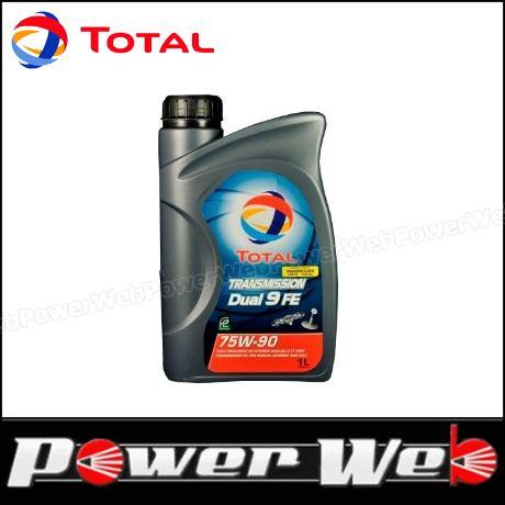 TOTAL (トタル) TRANSMISSION DUAL 9 FE 75W-90 (75W90) ギアオイル 20L缶 (ペール缶) 品番:203630