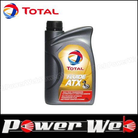 TOTAL (トタル) FLUIDE ATX ATF II-D オートマチックフルード 20L缶 (ペール缶) 品番:110586