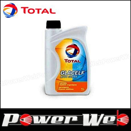 TOTAL (トタル) GLACELF AUTO SUPRA LLC (ロングライフクーラント) 1L×18個入 (1ケース) 品番:172765