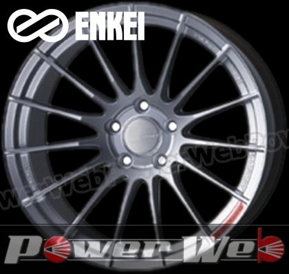 ENKEI (エンケイ) RS05RR 18インチ 11.0J PCD:114.3 穴数:5 inset:16 スパークルシルバー [ホイール単品4本セット]kh