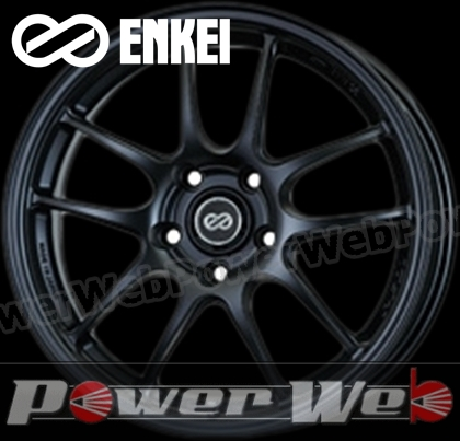 ENKEI (エンケイ) PF01 16インチ 6.5J PCD:100 穴数:4 inset:42 マットブラック [ホイール1本単位]kh