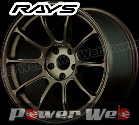 RAYS(レイズ) VOLK RACING ZE40 (ボルクレーシング ZE40) 17インチ 8.0J PCD:114.3 穴数:5 inset:38 FACE-2 カラー:ブロンズ [ホイール単品4本セット]