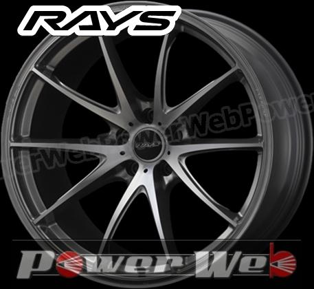 RAYS(レイズ) VOLK RACING G25 Edge (ボルクレーシング G25 エッジ) 20インチ 9.5J PCD:114.3 穴数:5 inset:45 FACE-2 カラー:マーキュリーシルバー/スポークFDMC [ホイール1本単位]