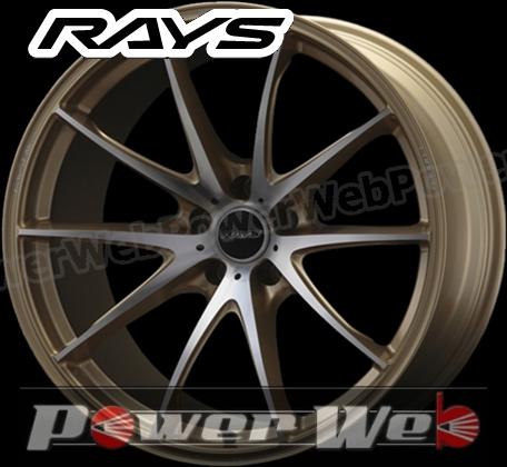 RAYS(レイズ) VOLK RACING G25 Edge (ボルクレーシング G25 エッジ) 20インチ 12.0J PCD:114.3 穴数:5 inset:25 FACE-4 カラー:ゴールド/スポークFDMC [ホイール1本単位]