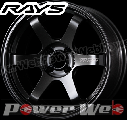 RAYS(レイズ) VOLK RACING TE37 SONIC (ボルクレーシング TE37 ソニック) 16インチ 6.5J PCD:100 穴数:4 inset:48 FACE-1 カラー:ダイヤモンドダークガンメタ [ホイール単品4本セット]