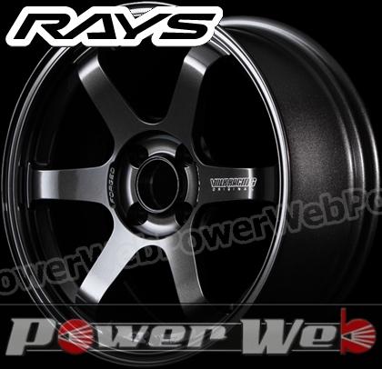 RAYS(レイズ) VOLK RACING TE37 SONIC (ボルクレーシング TE37 ソニック) 15インチ 5.5J PCD:100 穴数:4 inset:45 FACE-1 ダイヤモンドダークガンメタ [ホイール1本単位]