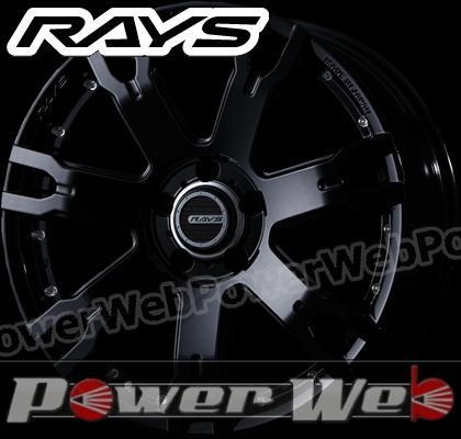 RAYS(レイズ) DAYTONA FDX-F7S (デイトナ FDX-F7S) 18インチ 7.5J PCD:114.3 穴数:5 inset:45 ブラック [ホイール1本単位]