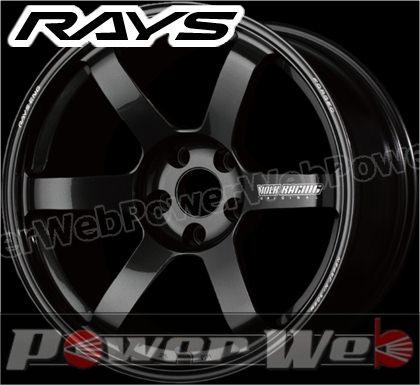 RAYS VOLK RACING TE37 SAGA (ボルクレーシング TE37 サーガ) ダイヤモンドダークガンメタ 17インチ 9.5J PCD:114.3 穴数:5 inset:38 [ホイール1本]