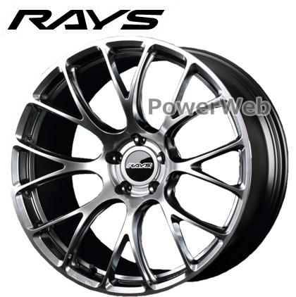 RAYS VOLK RACING G16 (ボルクレーシング G16) ブライトニングメタルダーク 20インチ 8.5J PCD:120 穴数:5 inset:18 [ホイール4本セット]