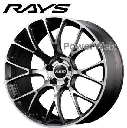 RAYS VOLK RACING G16 (ボルクレーシング G16) REFAB/サイドダークガンメタ 20インチ 8.5J PCD:114.3 穴数:5 inset:38 [ホイール4本セット]