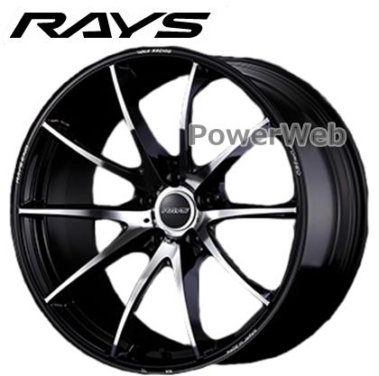 RAYS VOLK RACING G25 Edge (ボルクレーシング G25 エッジ) REFAB/サイドブラック 20インチ 10.0J PCD:114.3 穴数:5 inset:30 [ホイール4本セット]