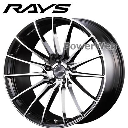 RAYS WALTZ A&N15 R/L (ヴァルツフォージド A&N15 R/L) REFAB/サイドダイヤモンドブラック 20インチ 10.0J PCD:112 穴数:5 inset:45 [ホイール4本セット]