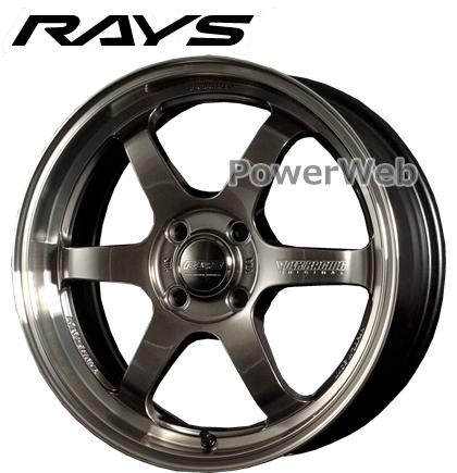 RAYS VOLK RACING TE37 KCR (ボルクレーシング TE37 KCR) ハイメタブロンズ 16インチ 6.5J PCD:100 穴数:4 inset:47 [ホイール4本セット]