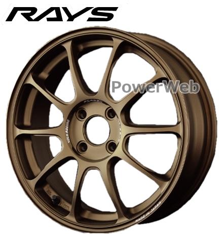 RAYS VOLK RACING ZE40 (ボルクレーシング ZE40) ブロンズ 16インチ 8.0J PCD:100 穴数:4 inset:28 [ホイール1本]