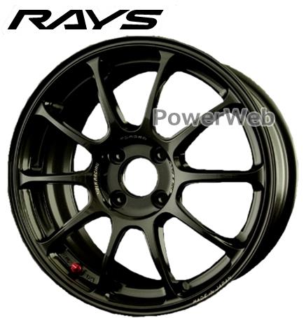 RAYS VOLK RACING ZE40 (ボルクレーシング ZE40) ダイヤモンドダークガンメタ 16インチ 7.0J PCD:100 穴数:4 inset:36 [ホイール4本セット]