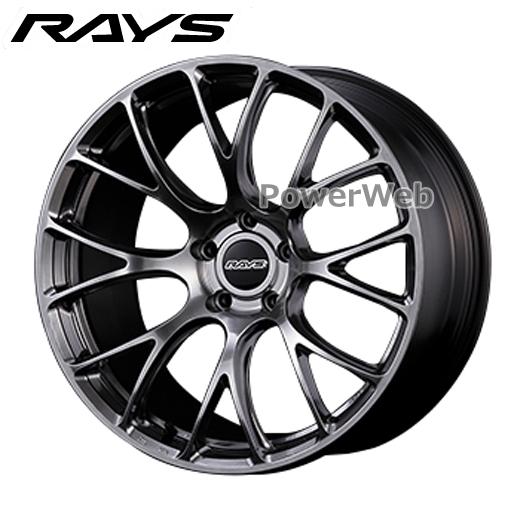 RAYS VOLK RACING G16 (ボルクレーシング G16) ブライトニングメタルダーク 19インチ 10.5J PCD:120 穴数:5 inset:37 [ホイール4本セット]