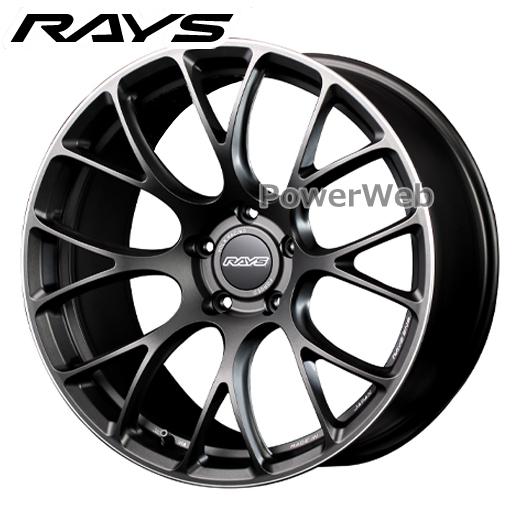 RAYS VOLK RACING G16 (ボルクレーシング G16) マットガンブラック/リムエッジDC 19インチ 10.0J PCD:114.3 穴数:5 inset:20 [ホイール1本]