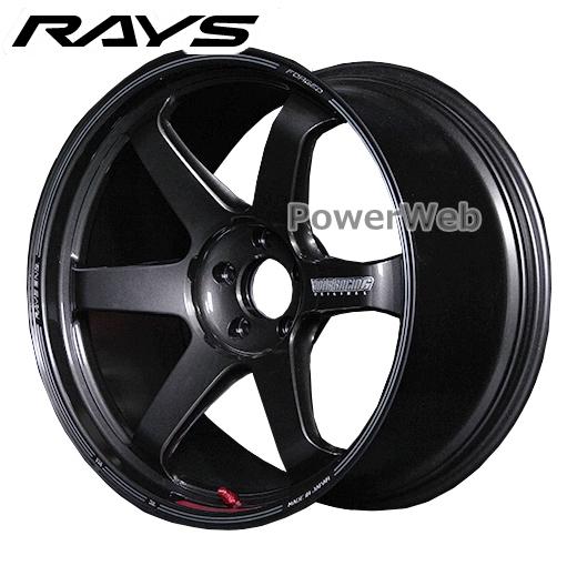 RAYS VOLK RACING TE37 Ultra TRACK EDITION II (TE37ウルトラ トラックエディション2) ブラストブラック 19インチ 9.5J PCD:120 穴数:5 inset:36 [ホイール1本]
