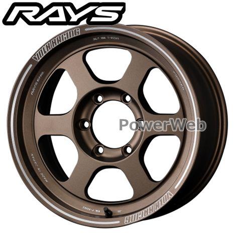 RAYS VOLK RACING TE37XT (ボルクレーシング TE37XT) ブロンズ (BR) 17インチ 7.5J PCD:127 穴数:5 inset:35 [ホイール1本]