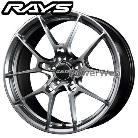 RAYS VOLK RACING G025 (ボルクレーシング G025) フォーミュラーシルバー/リムエッジDC (FD) 19インチ 10.5J PCD:114.3 穴数:5 inset:22 [ホイール1本]