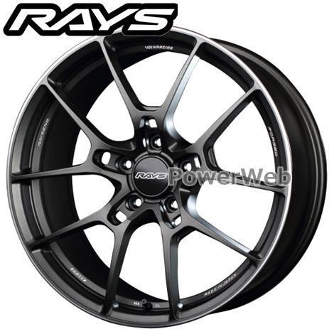 RAYS VOLK RACING G025 (ボルクレーシング G025) マットガンブラック/リムエッジDC (MK) 19インチ 8.5J PCD:112 穴数:5 inset:45 [ホイール1本]