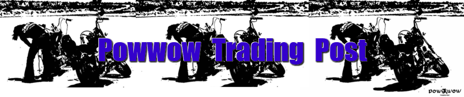 Powwow Trading Post:メンズカジュアル、バイク用品を取り扱うセレクトショップです。