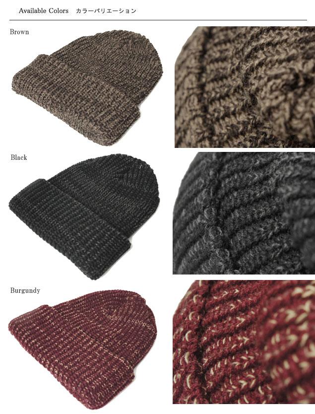 ddca26517ad New York Hat New York Hat 4710 Lumberjack Marl lumberjack Merle Brown Black  Burgundy Hat knit Cap gentleman mens Womens unisex tuba short