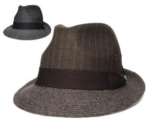 送料無料 Borsalino ボルサリーノ ニューレスコー ハット BS188 ブラウン グレー 帽子 中折れハット 紳士 婦人 メンズ レディース 男女兼用 ギフト あす楽