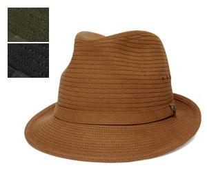 送料無料 Borsalino ボルサリーノ ハット BS209 キャメル カーキ ブラック 帽子 中折れハット スエード 紳士 婦人 メンズ レディース 男女兼用 ギフト あす楽