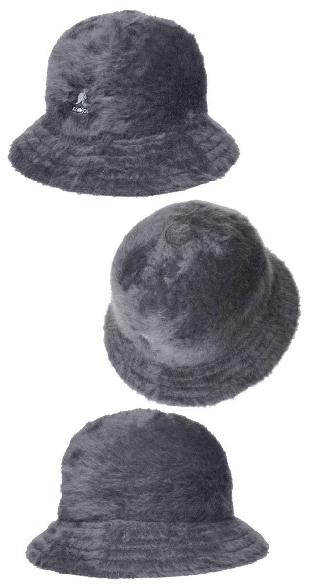 prast-inc  KANGOL KANGOL FURGORA CASUAL fargoracasual BLACK WHITE DK ... 37dd3875f2d