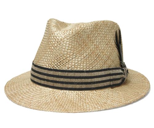 送料無料 Bailey ベイリー Hollywood Series  63212 ZANZIBAR ザンジバル Natural 帽子 ストローハット 中折れハット 麦わら帽子 メンズ レディース 男女兼用