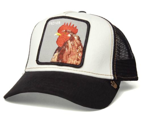 e1f31a902 Goorin Brothers Goorin brothers Plucker Plucker Black Hat Cap mesh animal  mens Womens unisex