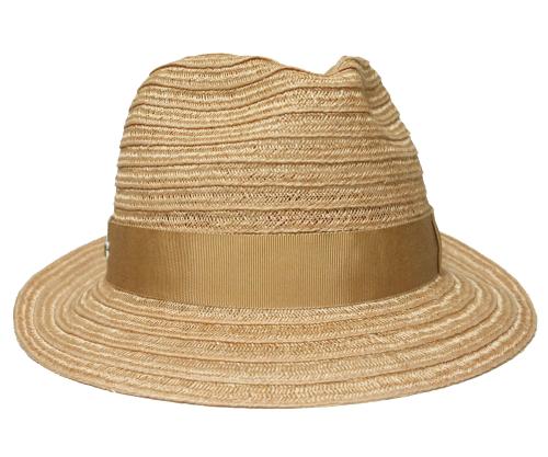 送料無料 LACOSTE ラコステ マニッシュハット L3113 ベージュ ブラウン ブラック 帽子 中折れハット メッシュ ハット ラコステライブ メンズ レディーズ 男女兼用