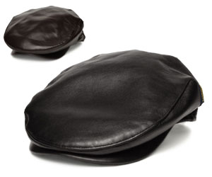 送料無料 CHRISTYS LONDON クリスティーズ ロンドン 31000 Sheep leather Hunting シープレザー ハンチング ブラック ブラウン 帽子 紳士 婦人 メンズ レディース 男女兼用 ギフト あす楽