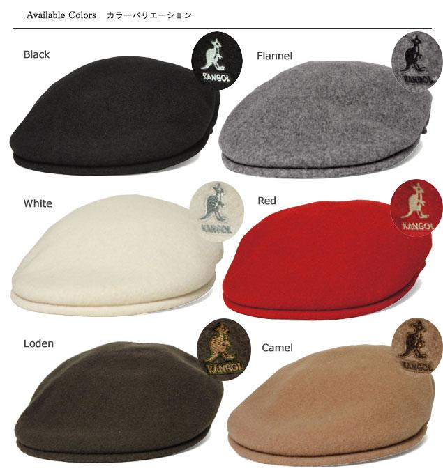 39aa0efc7 KANGOL-KANGOL WOOL 504 wool 504 hats Cap men women men women unisex